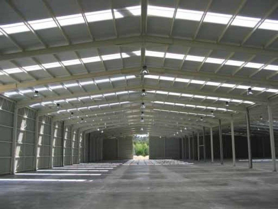 Constructii hale in Bucuresti