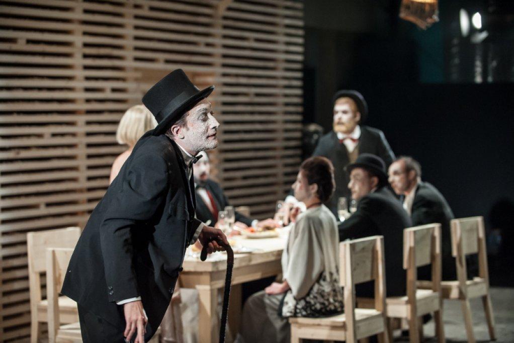 Teatrul German de Stat Timisoara organizeaza o microstagiune la Bucuresti