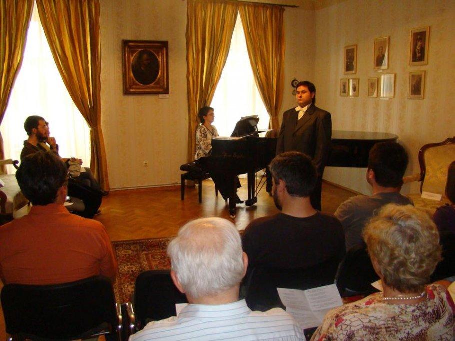 """Concert clasic sustinut de membrii fundatiei culturale """" Remember Enescu"""""""