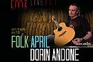 Folkapril cu Dorin Andone