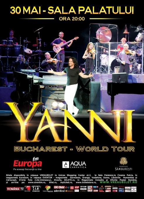 """""""Acropolis"""" de Yanni - cel mai bine vandut videoclip din toate timpurile"""