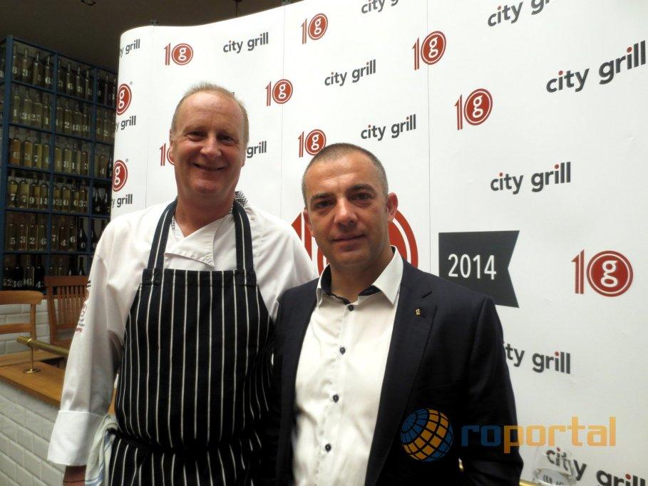10 ani de bucatarie romaneasca urbana cu City Grill