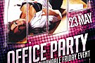 Office Friday Party @ Cliche Club & Lounge