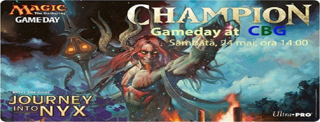 Game Day Magic the Gathering
