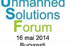 USF 2014 - primul eveniment din România dedicat soluțiilor fără pilot și aplicațiilor lor practice – pe 16 mai, la Romaero Băneasa !