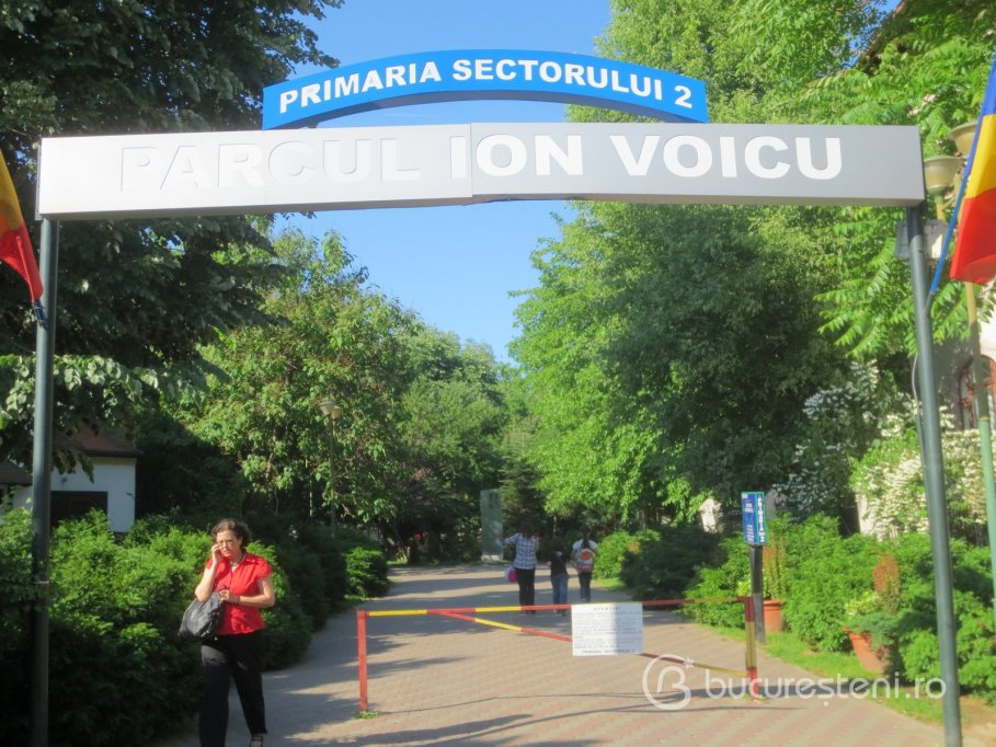 Parcul Ion Voicu (Parcul Ioanid)