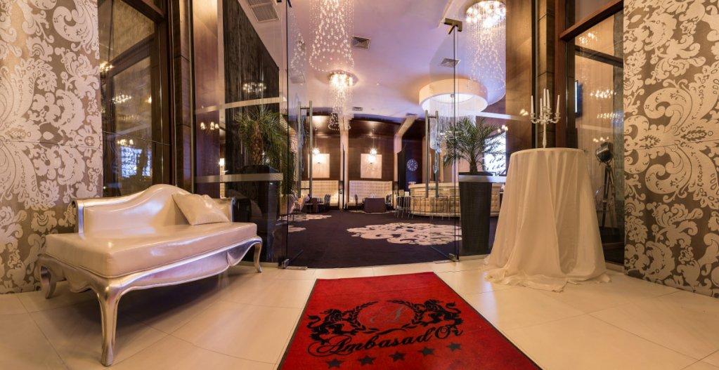 Salonul Broadway by Ambasad'Or