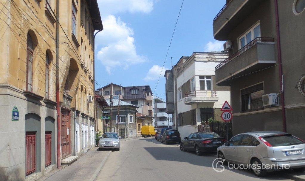 Strada Capitan Mircea Vasilescu