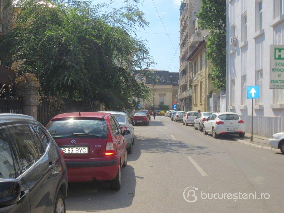 Strada Thomas Masaryk
