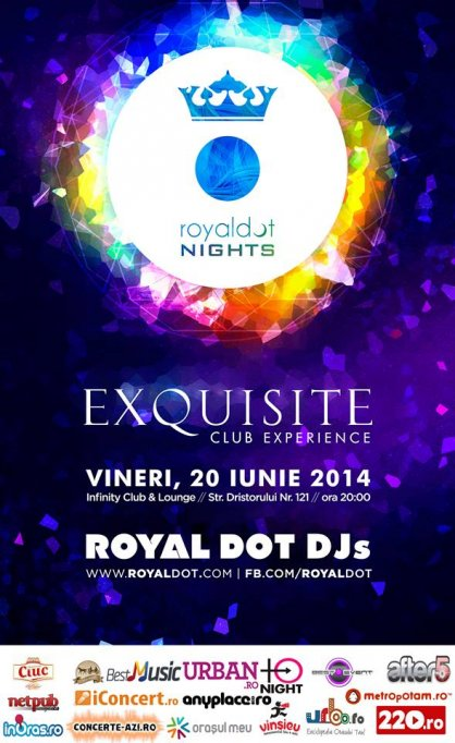 EXQUISITE by Royal Dot