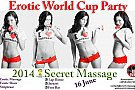 Erotic World Cup Party 2014