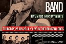 LIVE Thursdays by Tavi Clonda Band @ The Drunken Lords