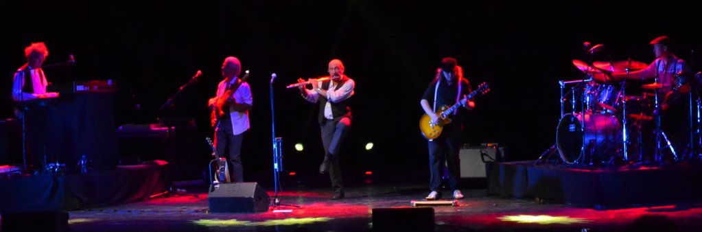 Ian Anderson (Jethro Tull), show de exceptie la Bucuresti!
