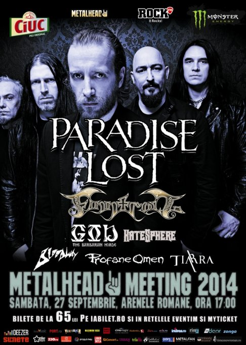 GOD si Bloodway se alatura Metalhead Meeting 2014 bis