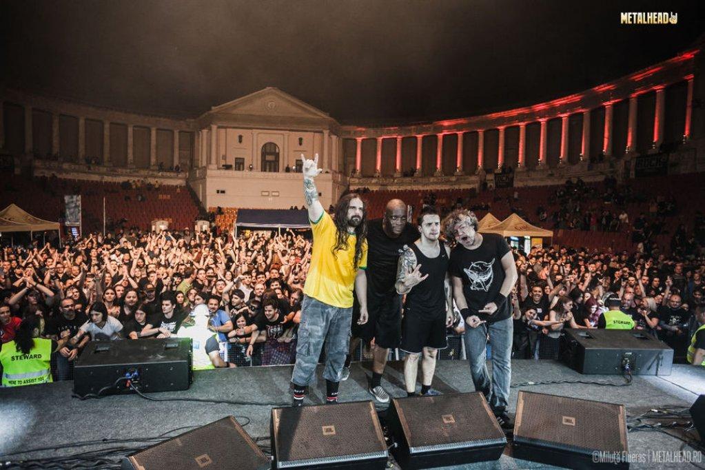Metalhead Meeting 2014: 7 trupe, 7 ore, atmosfera de zile mari