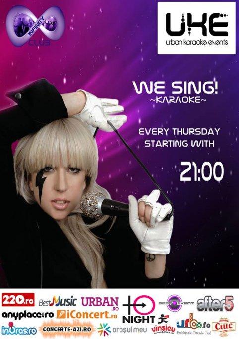 WE SING! by Urban Karaoke Events