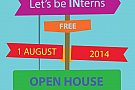 Let's be INterns