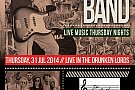 LIVE THURSDAYS by THE BAND @ The Drunken Lords