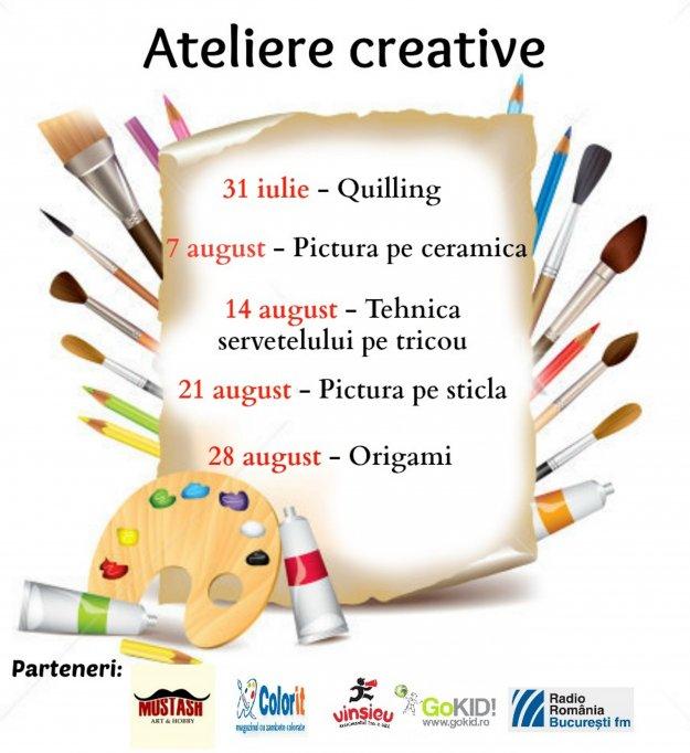 Ateliere Best Of 2013-2014