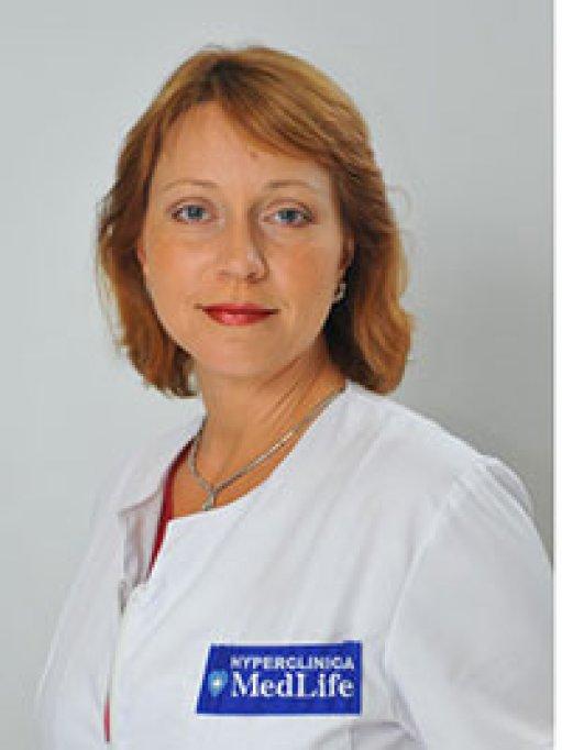 Bohiltea Roxana Elena - doctor
