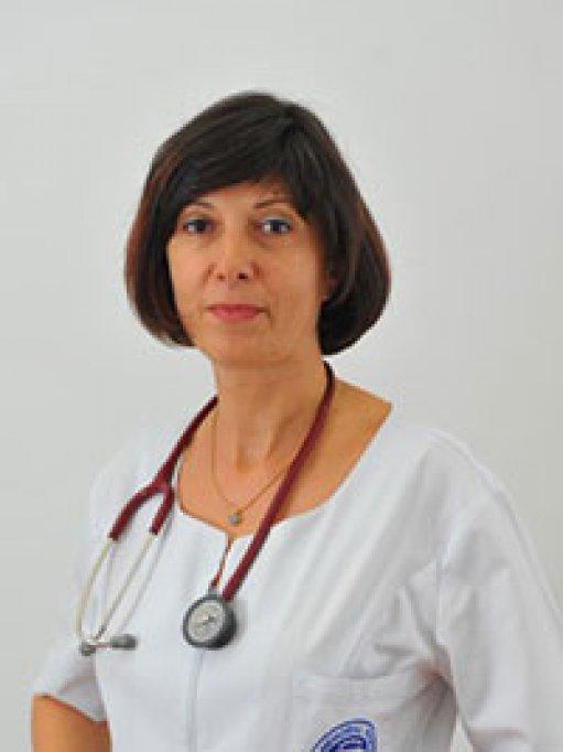 Buligan Dana Gabriela Svetlana - doctor