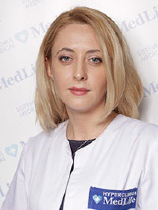 Burtea Mihaela - doctor