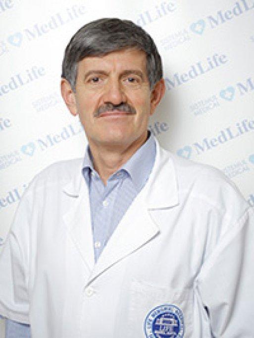 Calomfirescu Nicolae - doctor