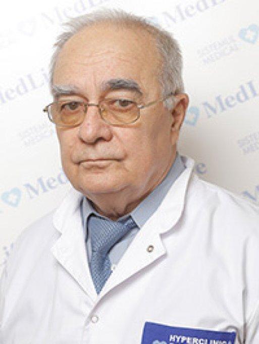 Ciuchi Vasile - profesor doctor