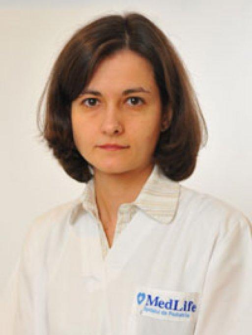 Conescu Andreea Gabriela - doctor