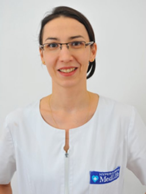 Cozinov Alexandra - doctor