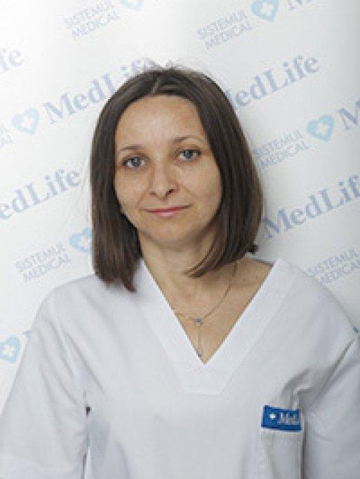 Dincaref Luiza - doctor