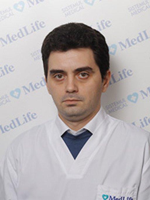 Benga Adrian Liviu - doctor