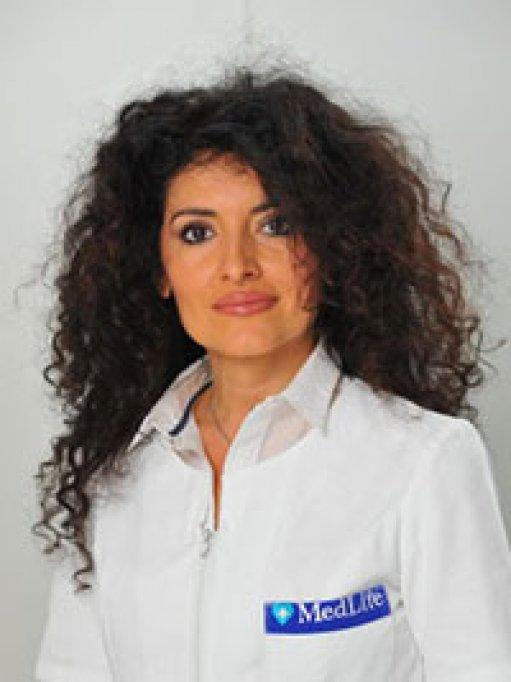 Giuvelea Cristina Irinel - doctor
