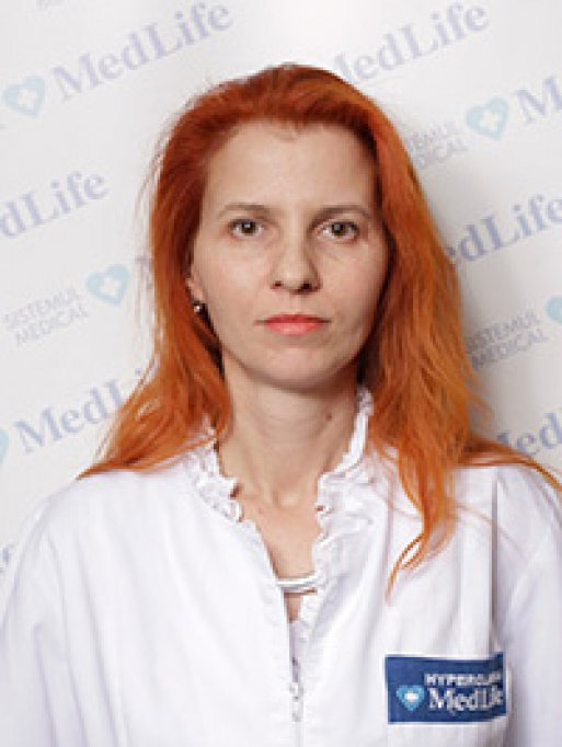 Iacob Camelia Florentina - doctor