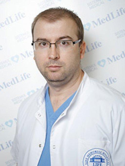 Matei Ionut Gabriel - doctor