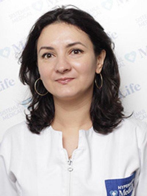 Micu Vulcu Ana Maria - doctor