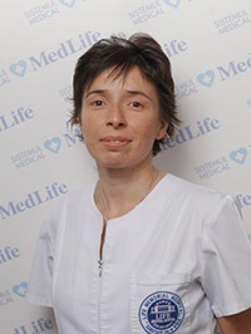 Olteanu Raluca Gabriela - doctor
