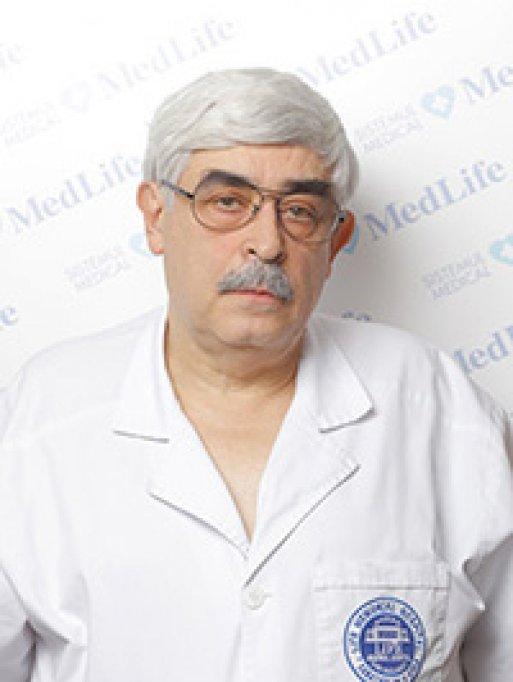 Pelinescu Onciul Dimitrie - doctor