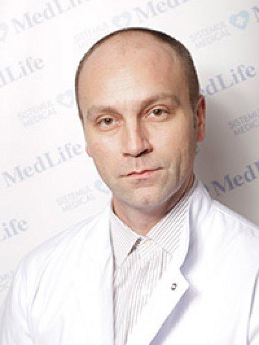 Petca Razvan Cosmin - doctor