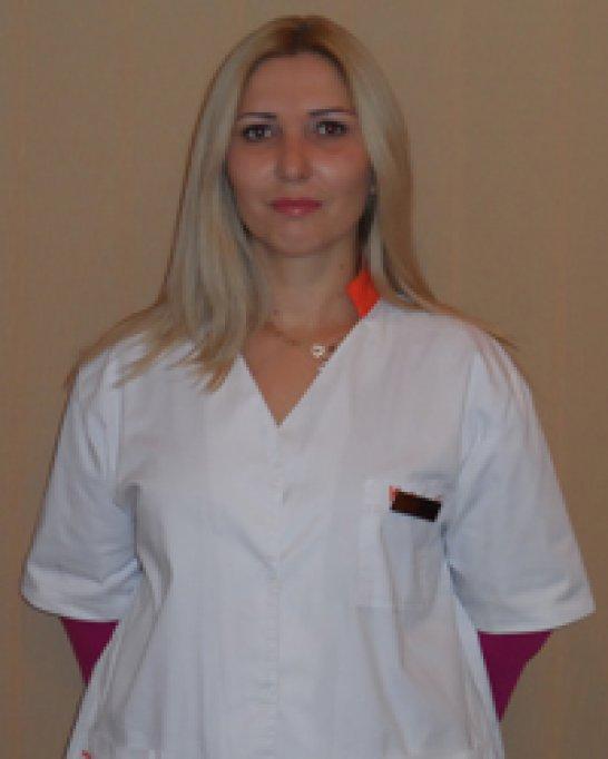 Popescu Cosmina Loredana - doctor