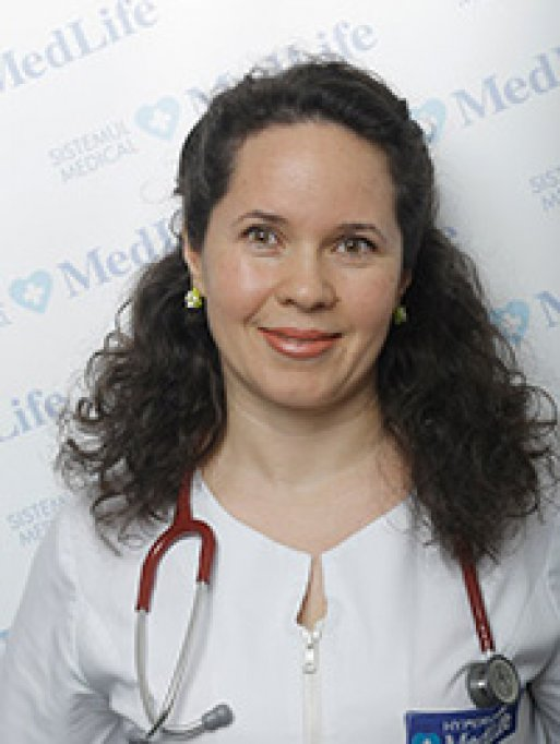 Popescu Ecaterina - doctor