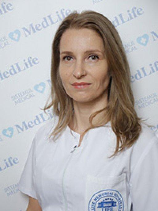 Radu Adriana - doctor
