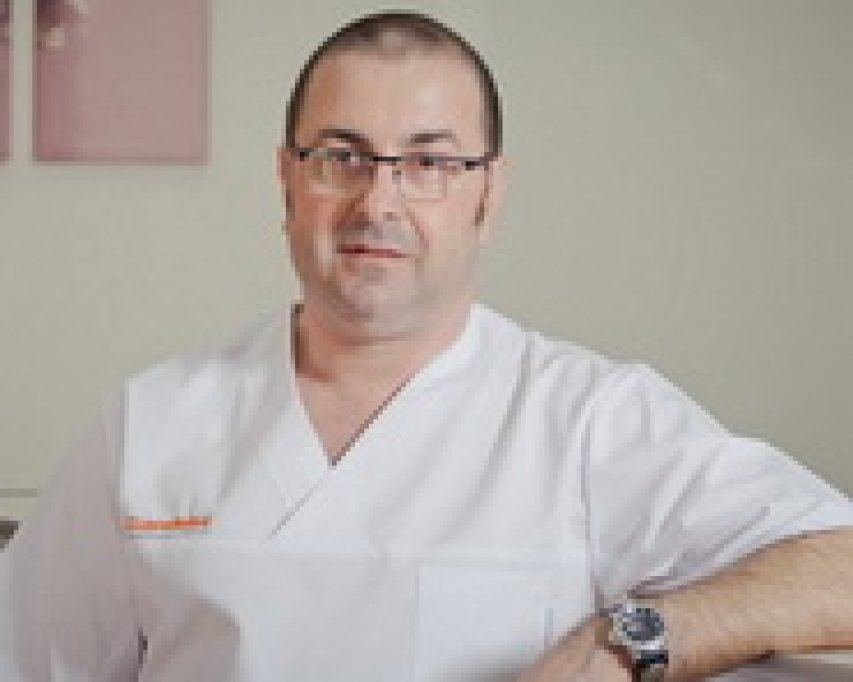 Roman Horia - doctor