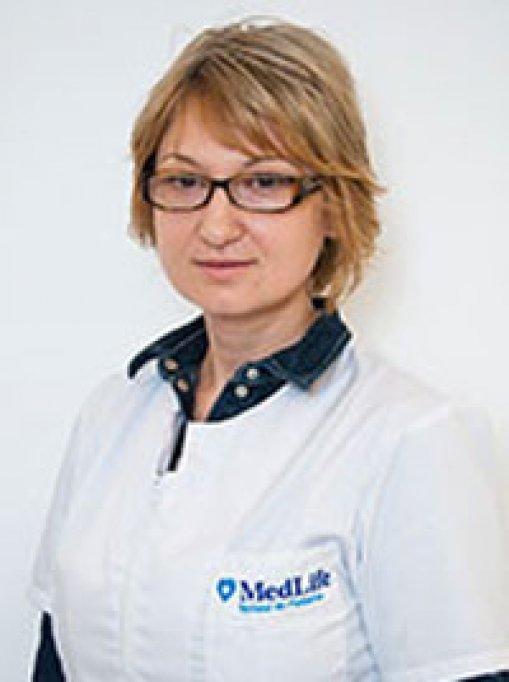 Tane Georgiana - doctor