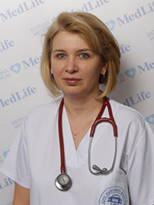Tatu Chitoiu Alexandrina - doctor