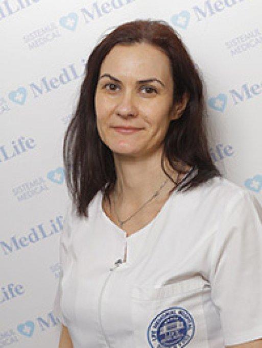 Todorescu Marin Mihaela - doctor