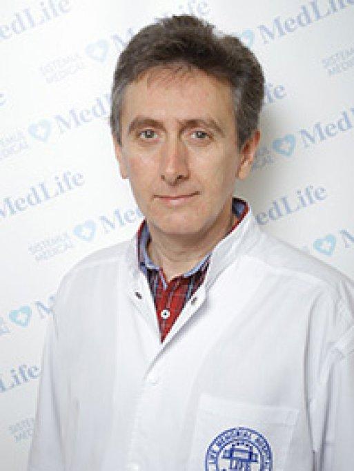 Uscatu Marius Mihail - doctor