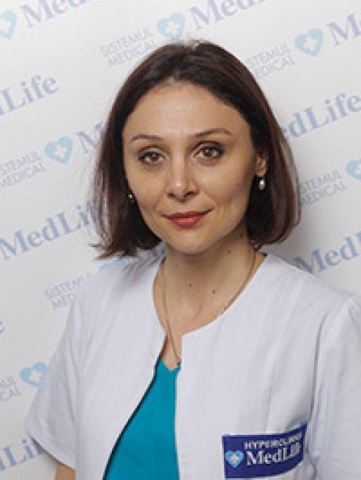 Vasilescu Mihaela Elena - doctor