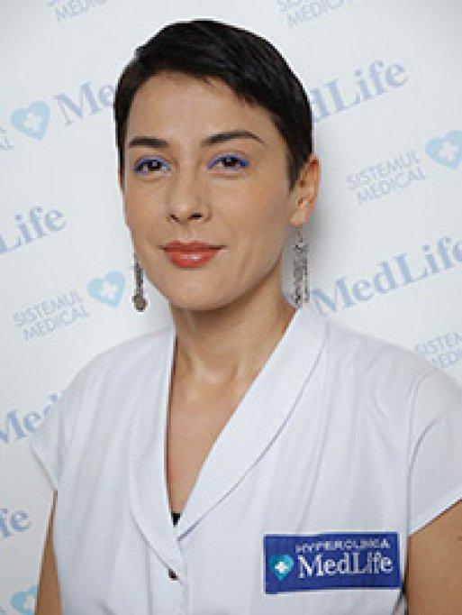 Vidan Popa Mihaela - doctor