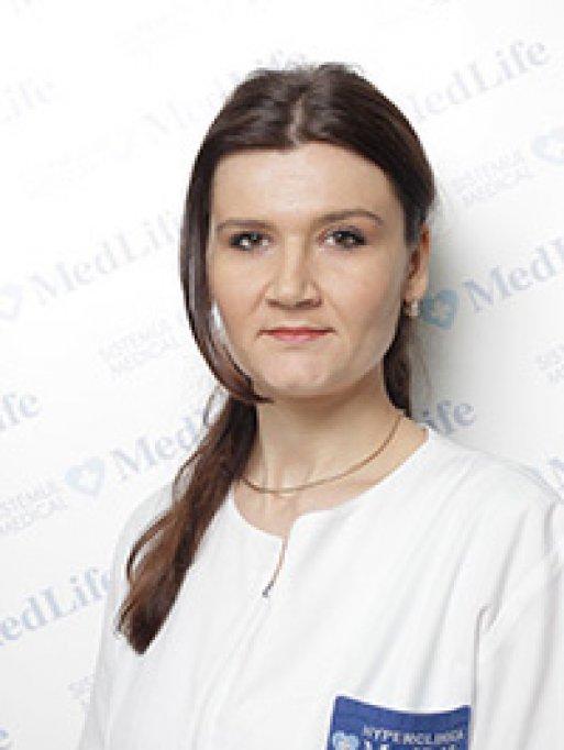 Vladescu Nicoleta - doctor